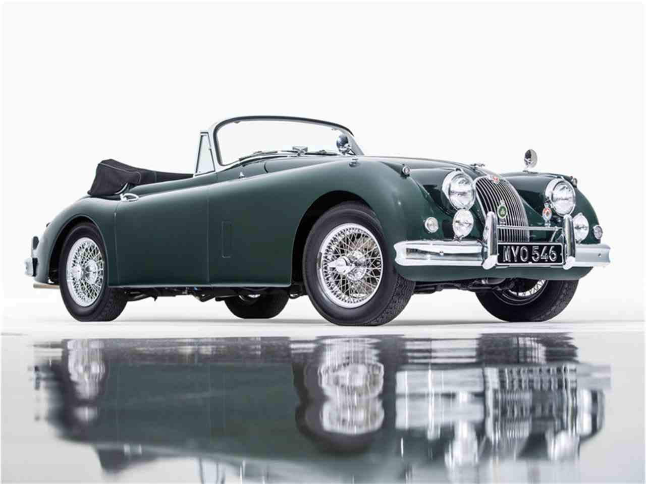 Large Picture of '58 XK150 - MZA5