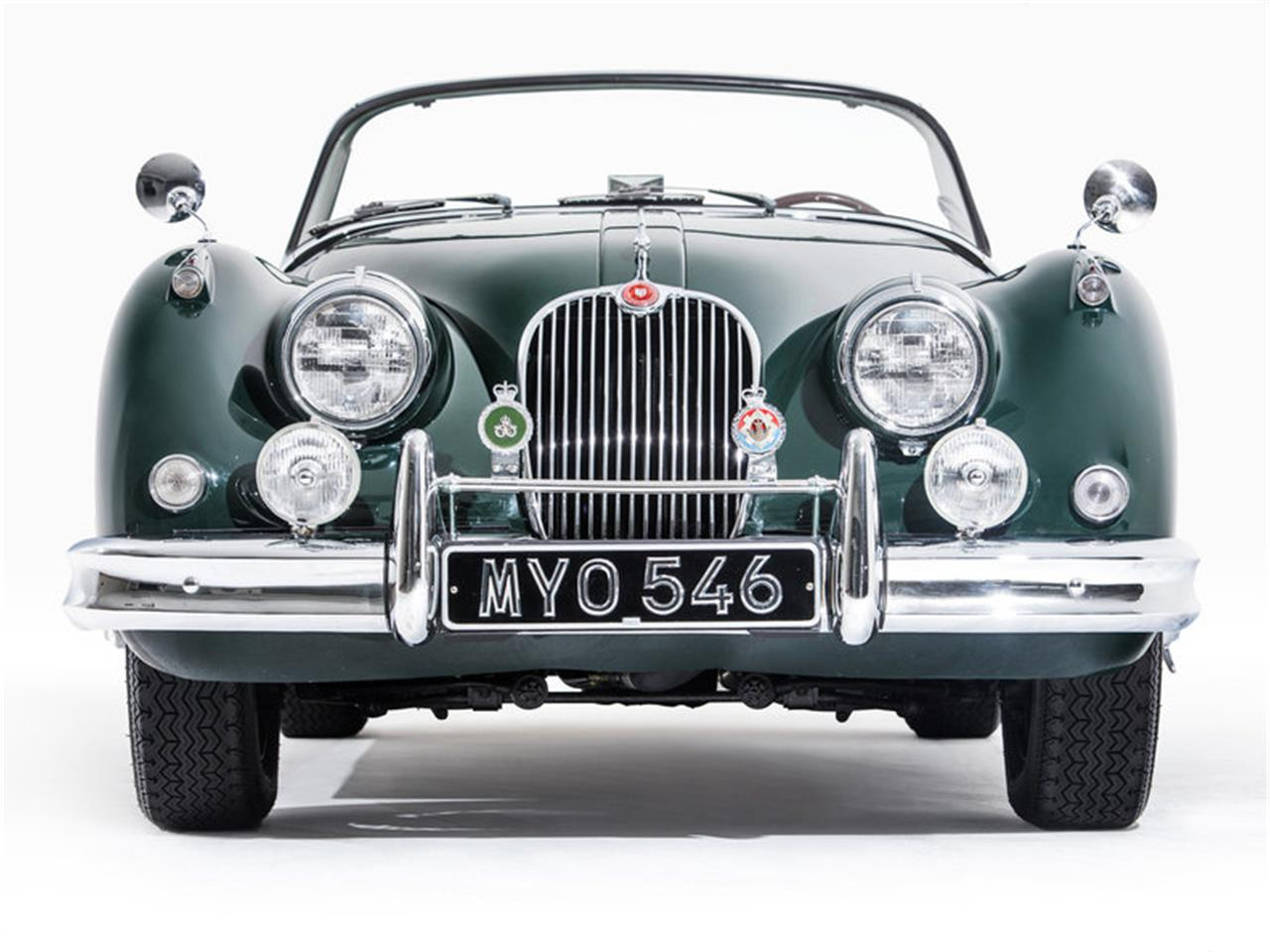 For Sale: 1958 Jaguar XK150 In Newport Beach, California