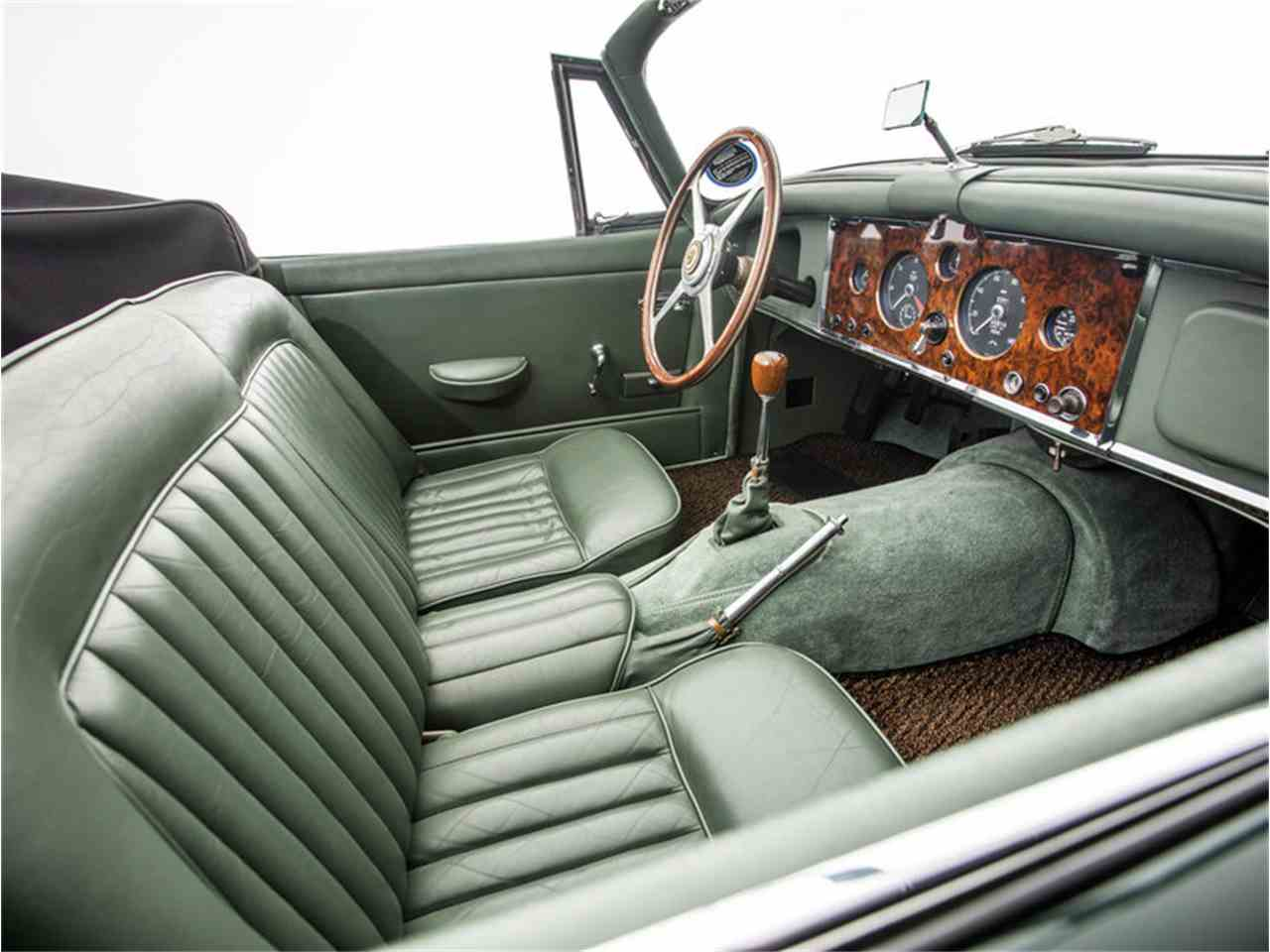 Large Picture of Classic '58 Jaguar XK150 located in Newport Beach California Offered by Morris and Welford - MZA5