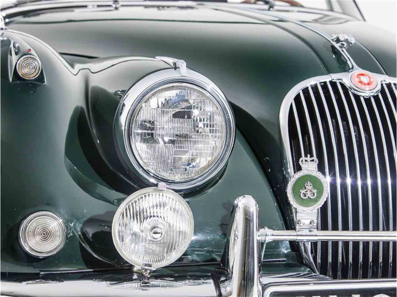 Large Picture of Classic '58 XK150 located in Newport Beach California - $185,000.00 Offered by Morris and Welford - MZA5