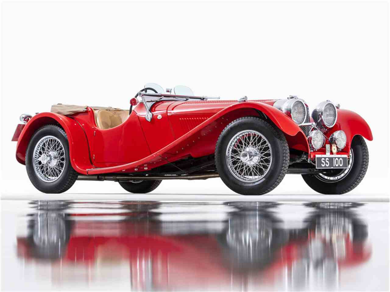Large Picture of '38 SS100 - MZA7