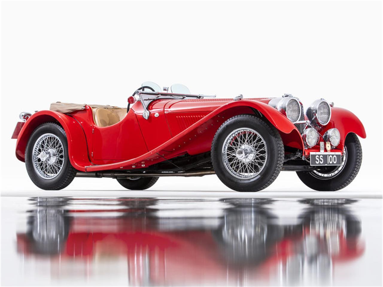 Large Picture of Classic 1938 Jaguar SS100 located in Newport Beach California - $349,000.00 - MZA7