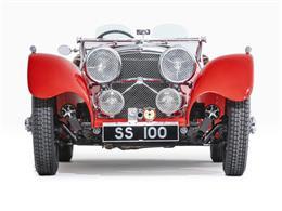 Picture of Classic '38 Jaguar SS100 located in Newport Beach California - $349,000.00 - MZA7