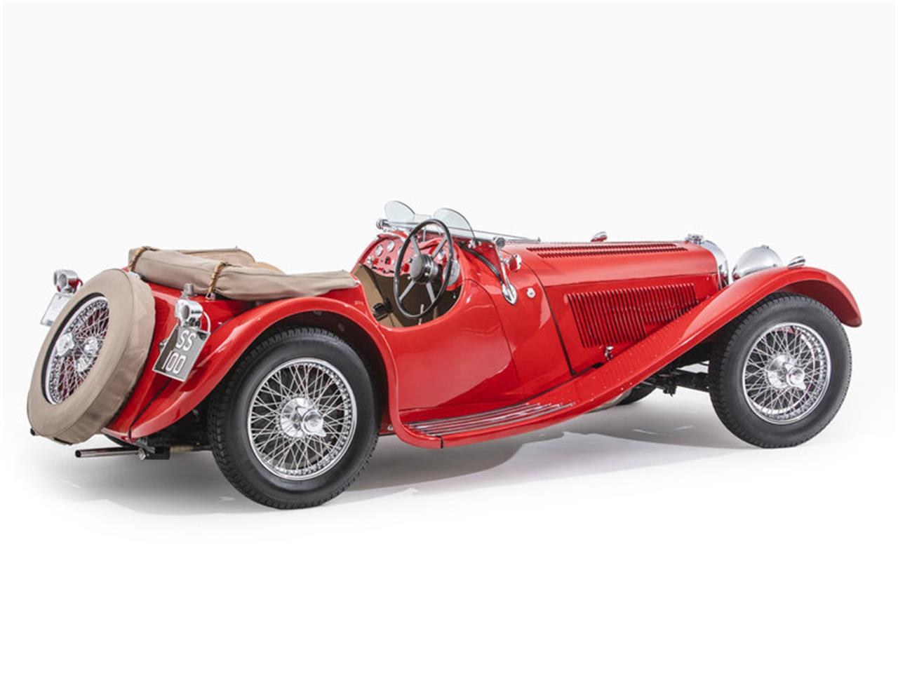 Large Picture of Classic 1938 SS100 Offered by Morris and Welford - MZA7