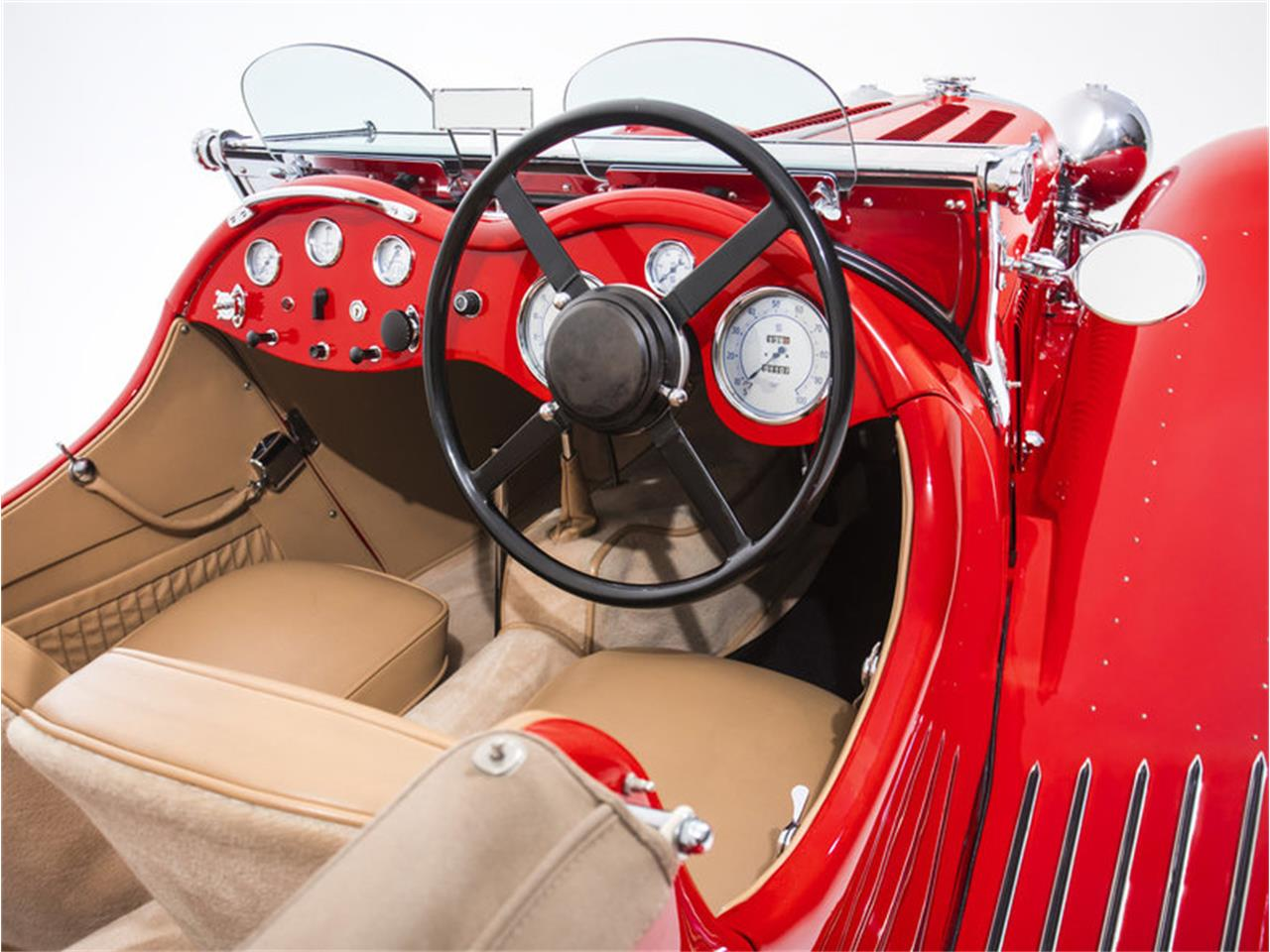 Large Picture of 1938 SS100 located in Newport Beach California - $349,000.00 Offered by Morris and Welford - MZA7