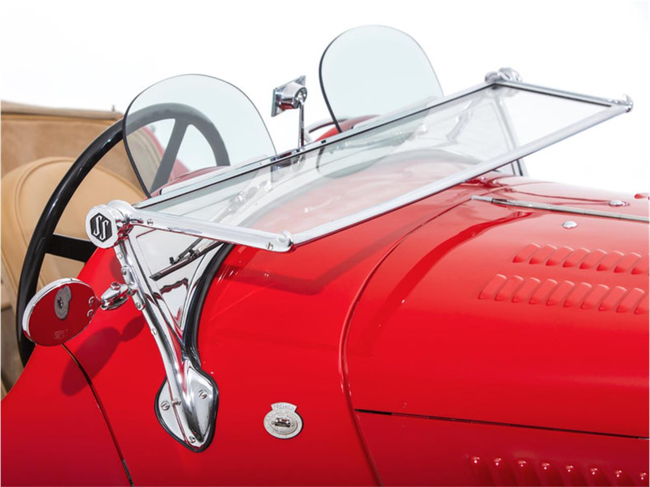 Large Picture of Classic '38 SS100 - MZA7