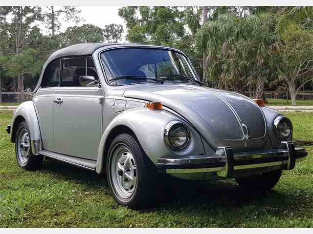 Picture of '79 Super Beetle Cabriolet - MXS8