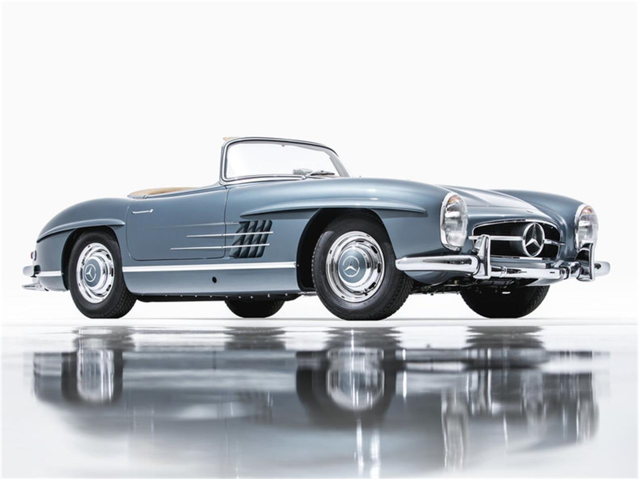 Large Picture of 1958 Mercedes-Benz 300SL Offered by Morris and Welford - MZA8