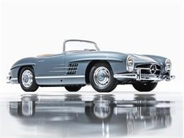 Picture of Classic '58 Mercedes-Benz 300SL Auction Vehicle Offered by Morris and Welford - MZA8