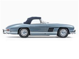 Picture of Classic '58 300SL Auction Vehicle Offered by Morris and Welford - MZA8