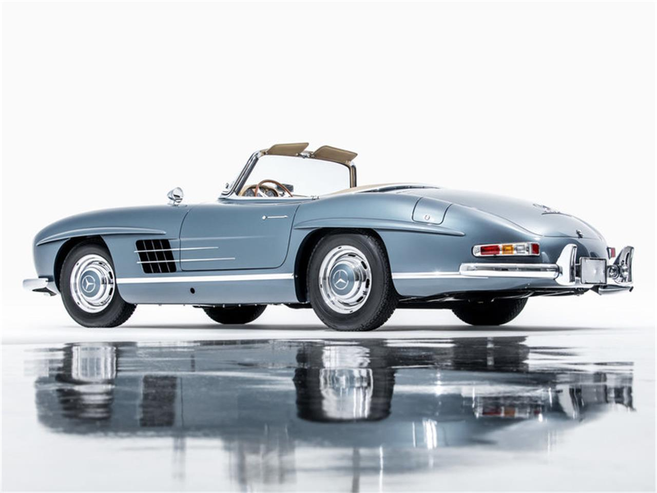 Large Picture of 1958 Mercedes-Benz 300SL located in California Auction Vehicle Offered by Morris and Welford - MZA8