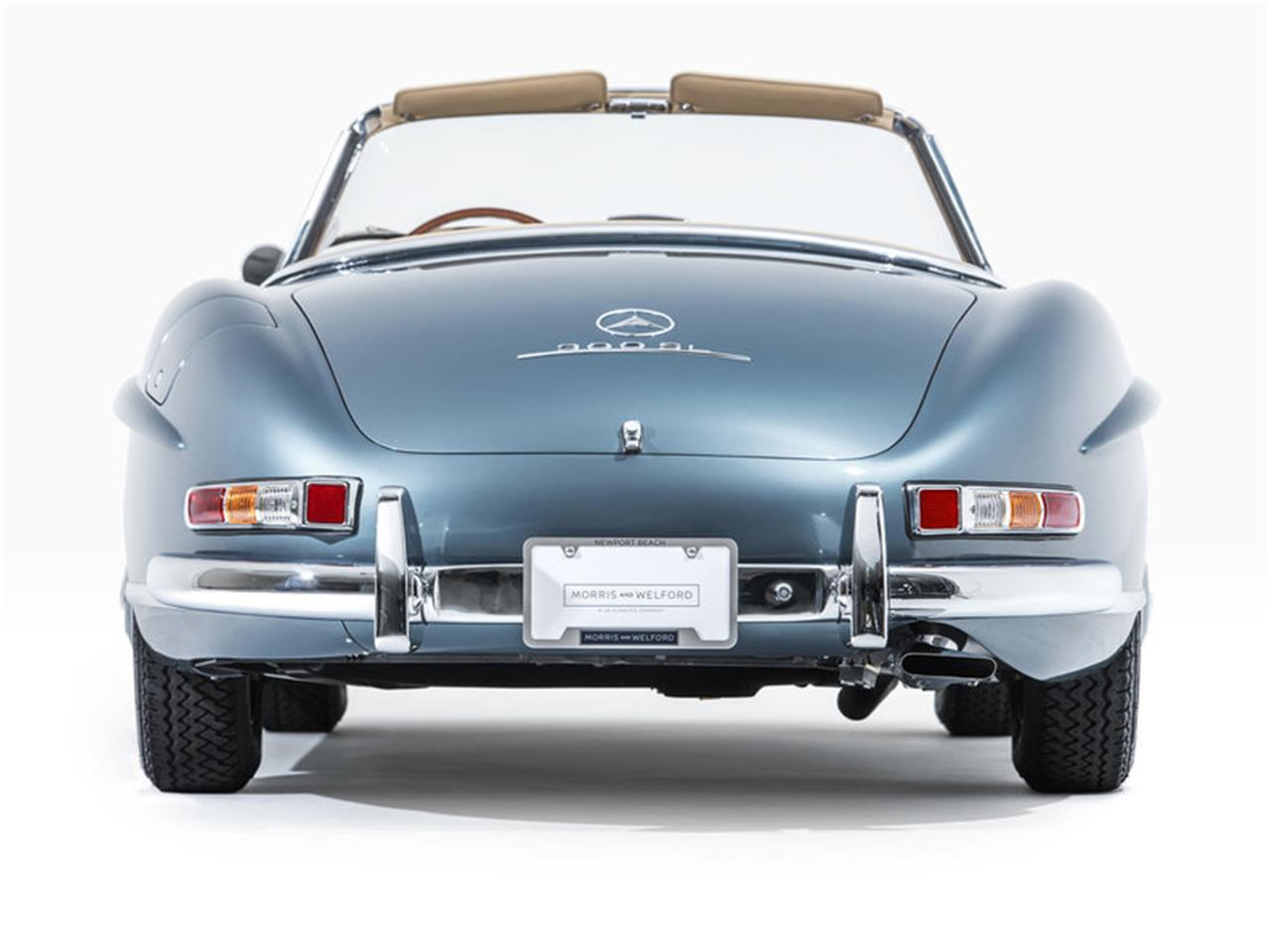 Large Picture of Classic '58 Mercedes-Benz 300SL - MZA8