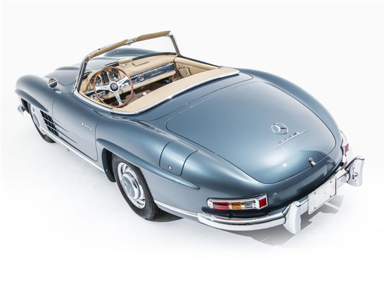 Large Picture of Classic '58 300SL Auction Vehicle Offered by Morris and Welford - MZA8