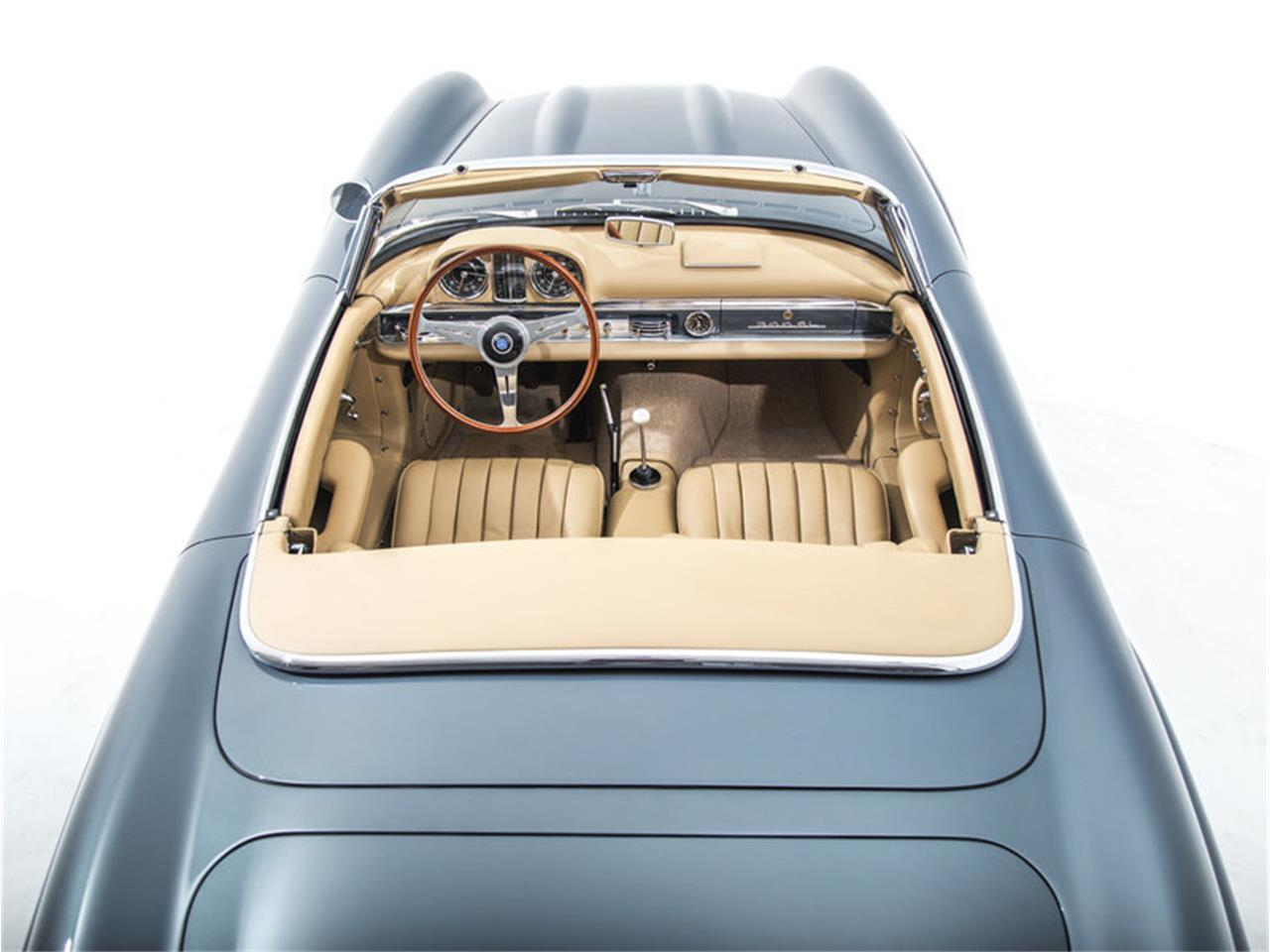 Large Picture of Classic '58 Mercedes-Benz 300SL located in Newport Beach California Auction Vehicle Offered by Morris and Welford - MZA8