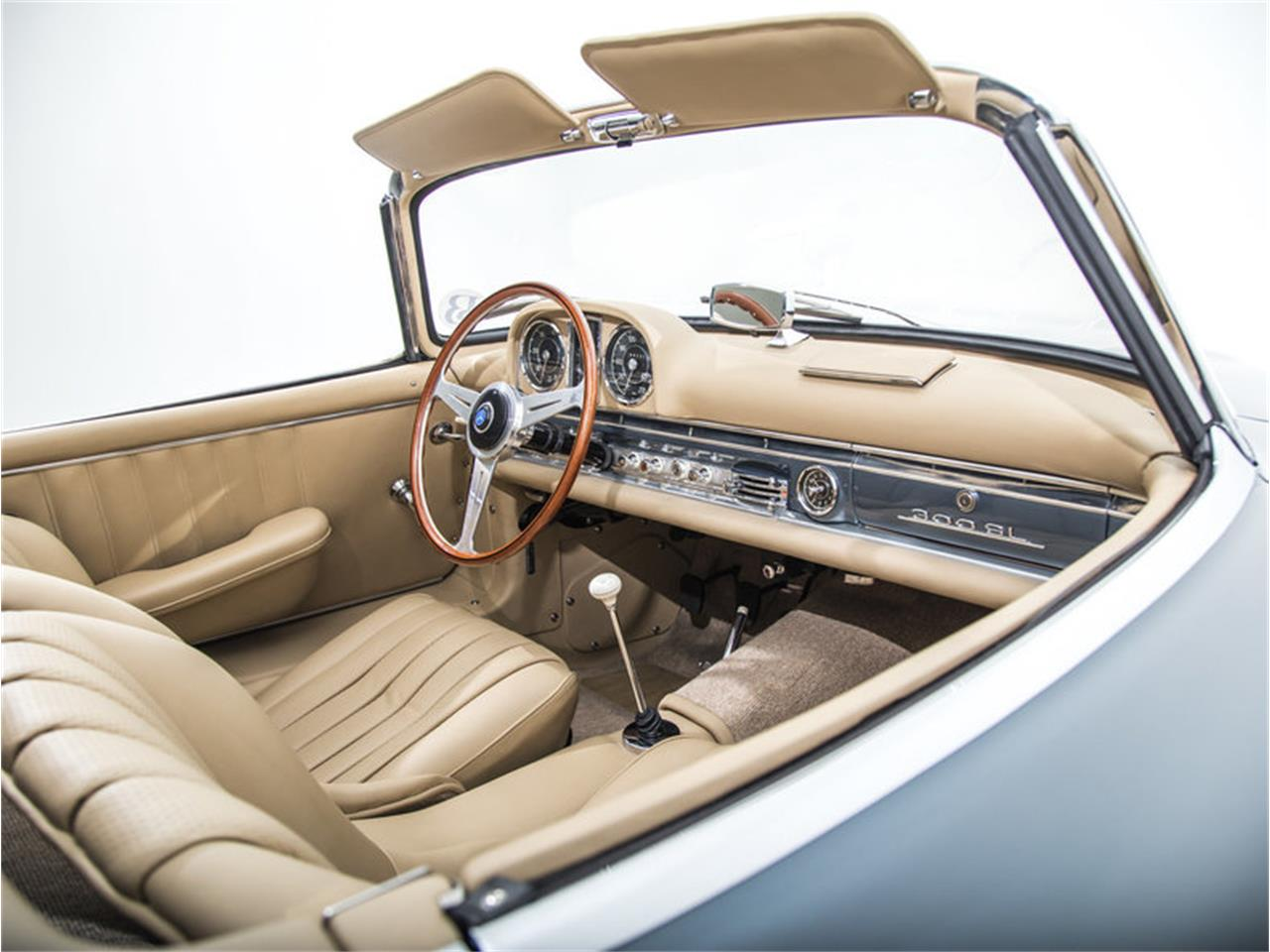 Large Picture of Classic '58 Mercedes-Benz 300SL Offered by Morris and Welford - MZA8