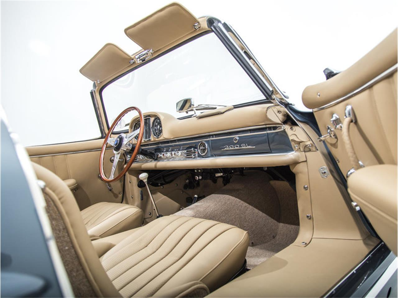 Large Picture of 1958 Mercedes-Benz 300SL Auction Vehicle Offered by Morris and Welford - MZA8