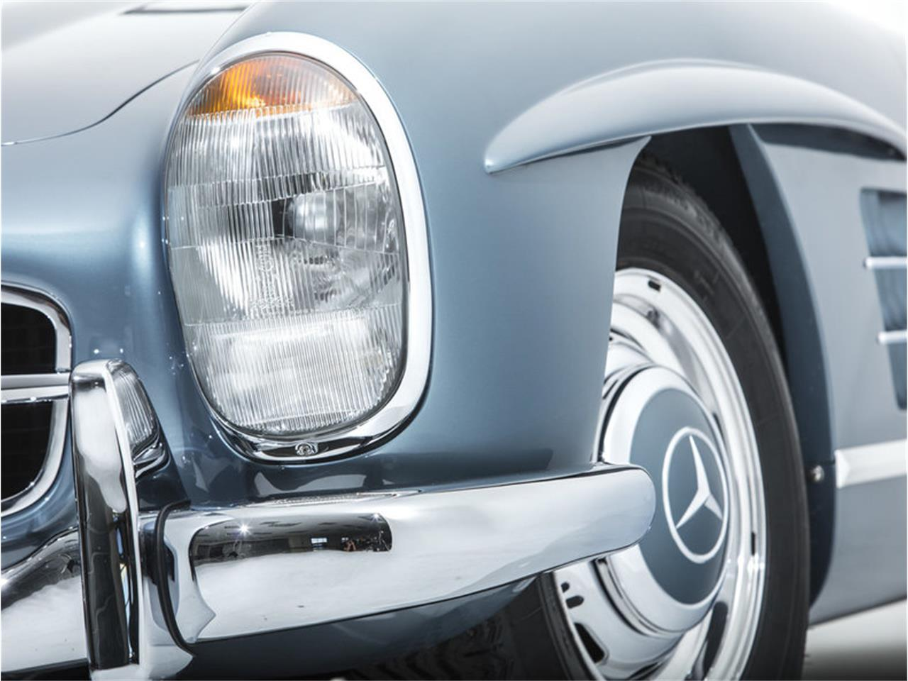 Large Picture of '58 300SL Auction Vehicle Offered by Morris and Welford - MZA8
