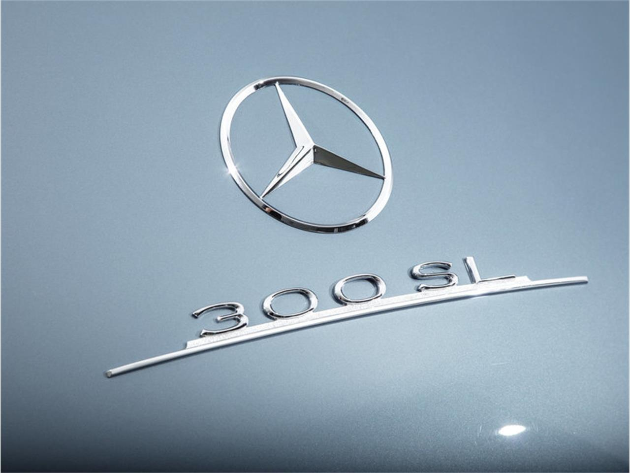 Large Picture of Classic '58 Mercedes-Benz 300SL located in Newport Beach California - MZA8