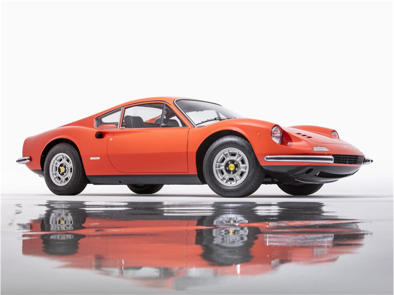 Large Picture of Classic 1973 Ferrari 246 GT located in California - $495,000.00 Offered by Morris and Welford - MZAD