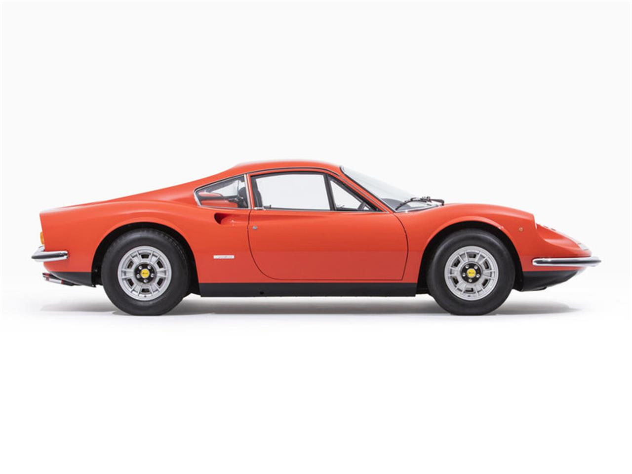 Large Picture of '73 Ferrari 246 GT located in Newport Beach California - MZAD