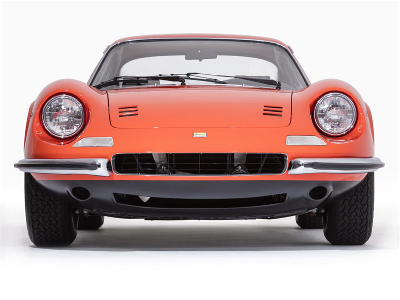 Large Picture of Classic '73 Ferrari 246 GT located in Newport Beach California Offered by Morris and Welford - MZAD