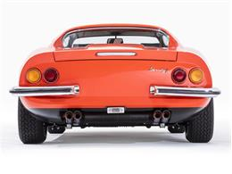 Picture of Classic '73 Ferrari 246 GT located in Newport Beach California Offered by Morris and Welford - MZAD