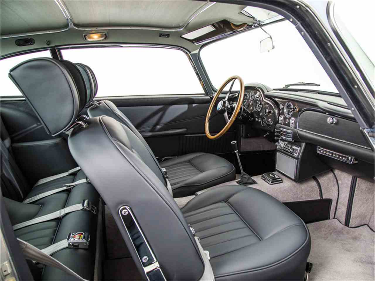 Large Picture of '65 DB5 - MZAE