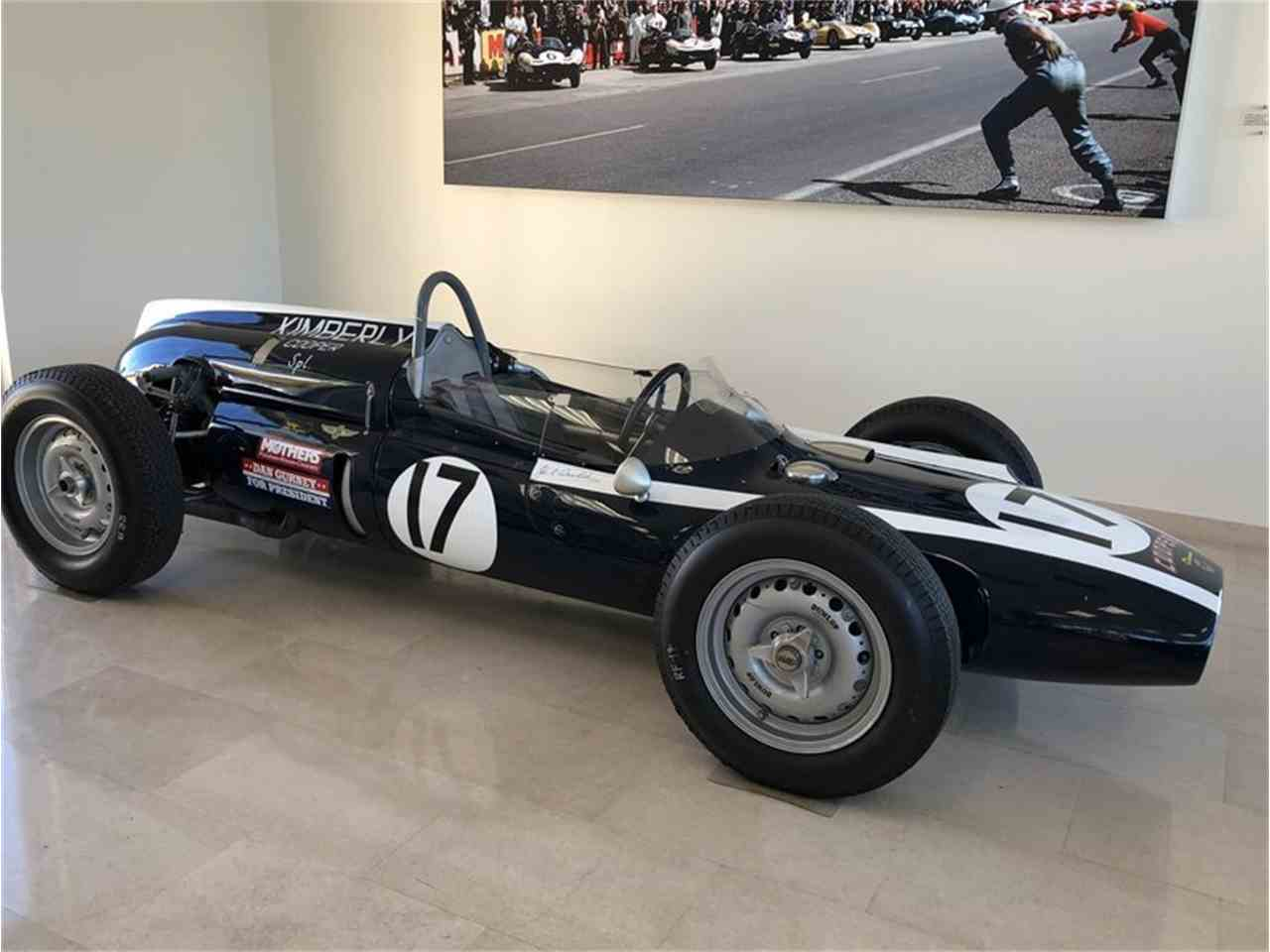 Large Picture of 1961 Cooper T54 Auction Vehicle Offered by Morris and Welford - MZAL