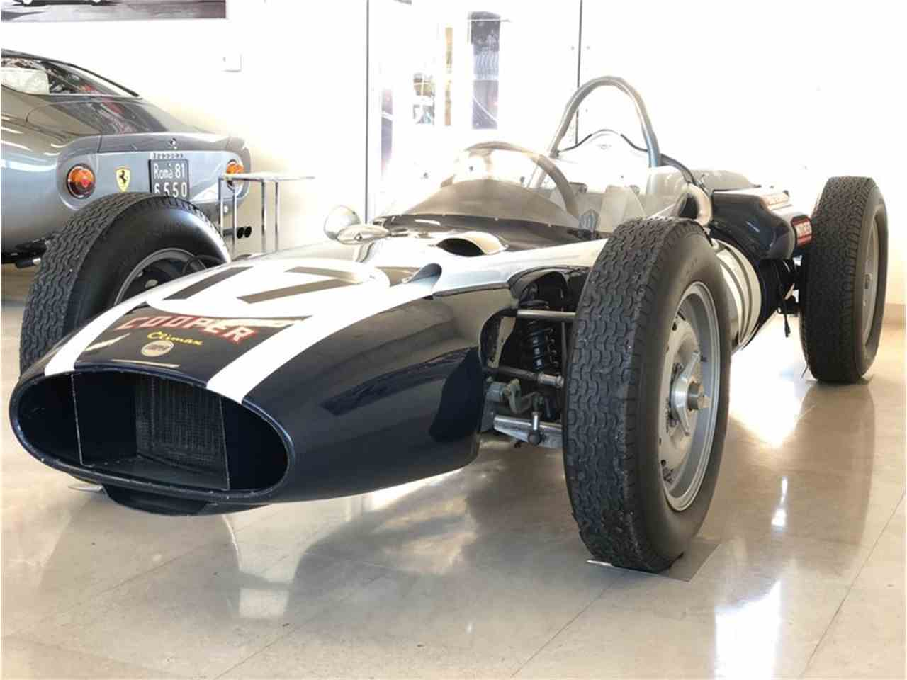 Large Picture of '61 Cooper T54 - MZAL