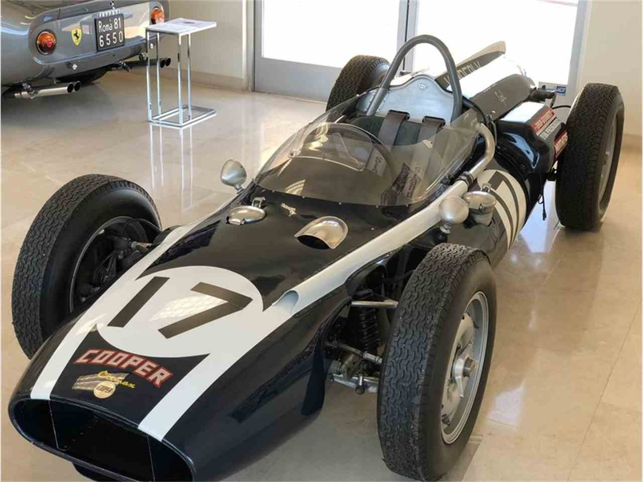 Large Picture of 1961 T54 located in Newport Beach California Auction Vehicle - MZAL