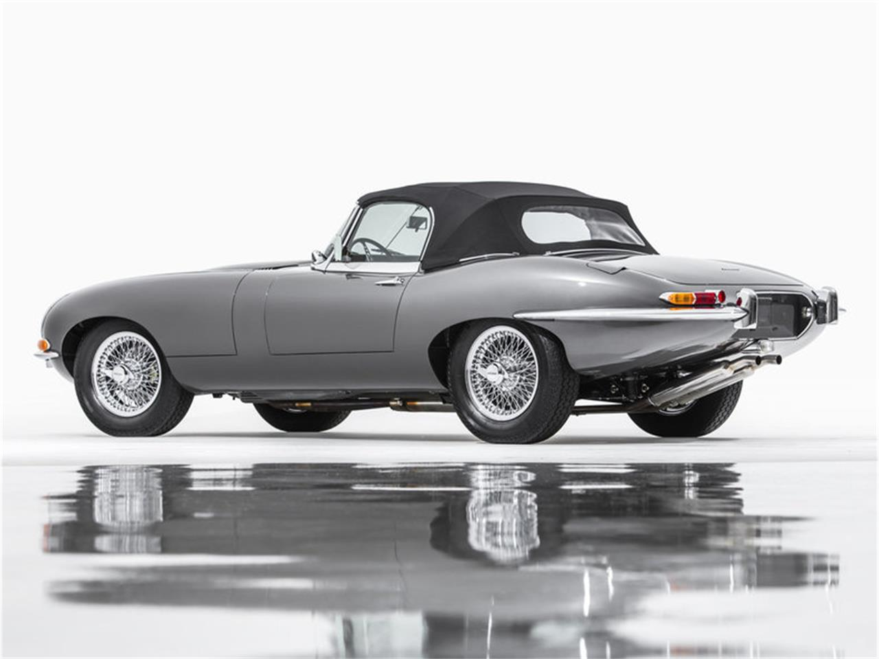 Large Picture of '62 E-Type - MZAP