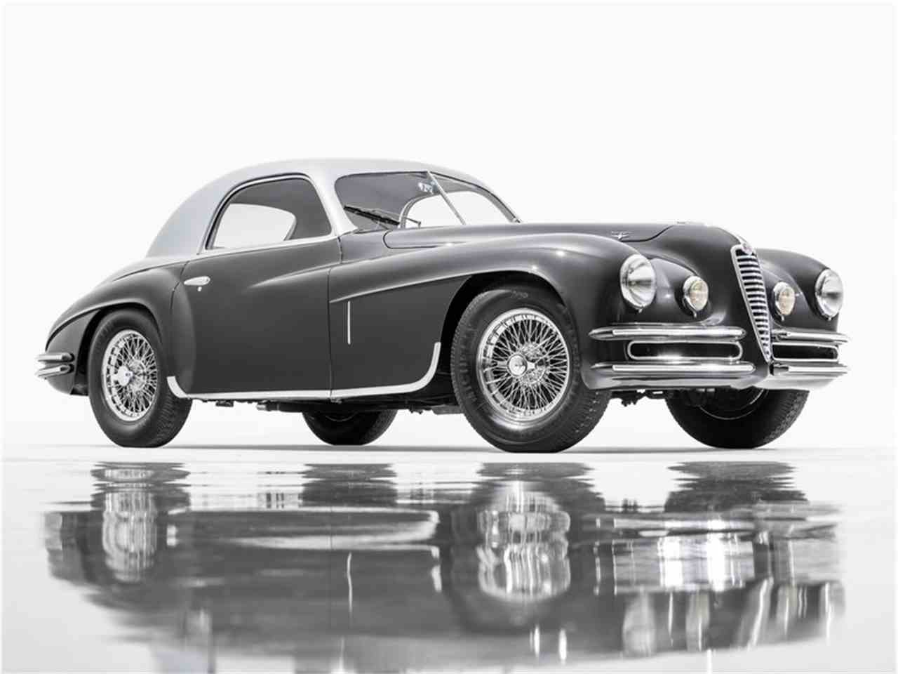 Large Picture of 1949 Alfa Romeo 6C 2500 SSC Auction Vehicle Offered by Morris and Welford - MZAQ