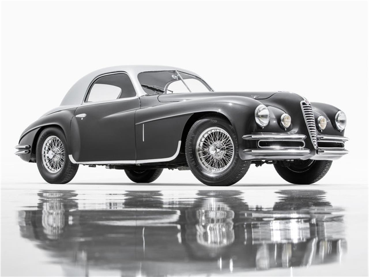 Large Picture of '49 Alfa Romeo 6C 2500 SSC located in California Auction Vehicle Offered by Morris and Welford - MZAQ