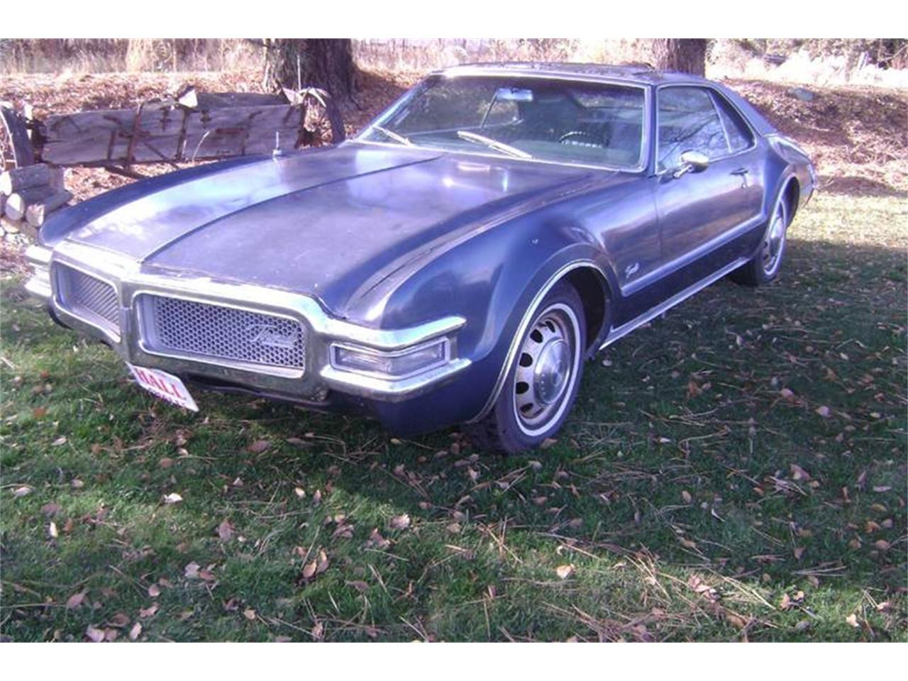 Large Picture of Classic 1968 Toronado located in Redmond Oregon Offered by Cool Classic Rides LLC - MZAY