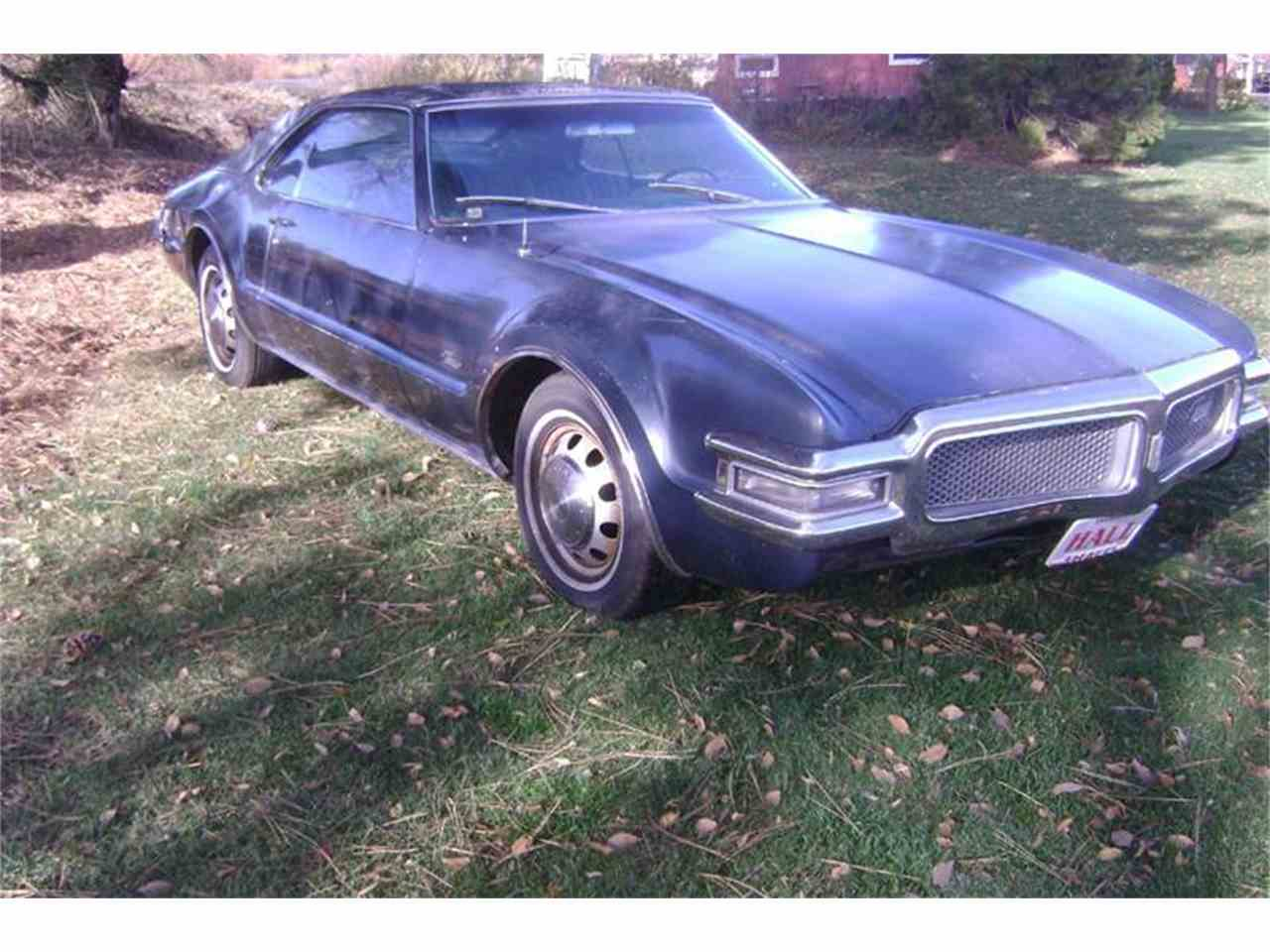 Large Picture of '68 Oldsmobile Toronado Offered by Cool Classic Rides LLC - MZAY