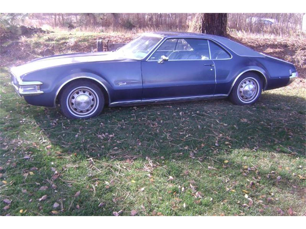 Large Picture of Classic 1968 Oldsmobile Toronado - MZAY