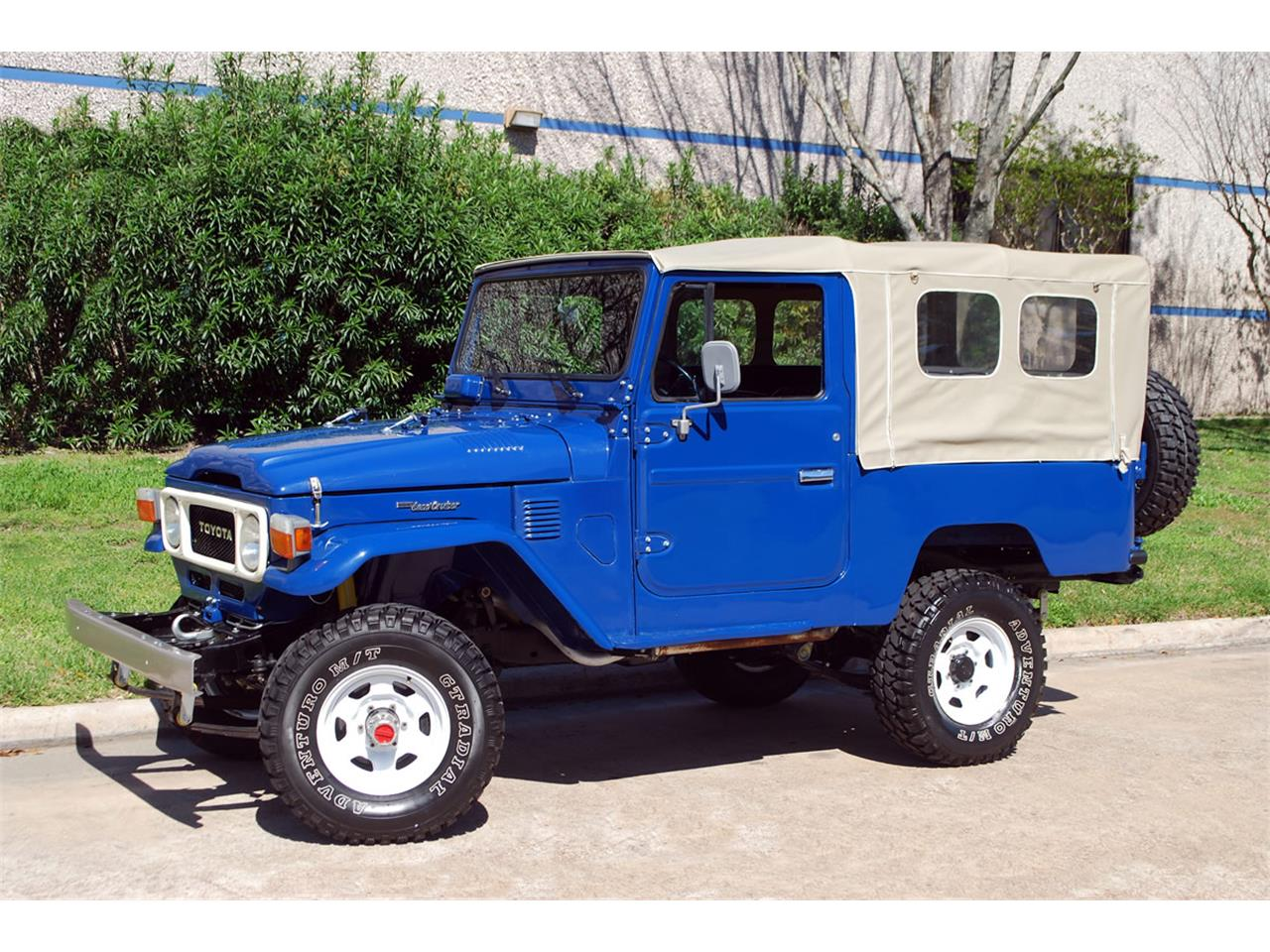 Large Picture of '82 Land Cruiser FJ - MZAZ