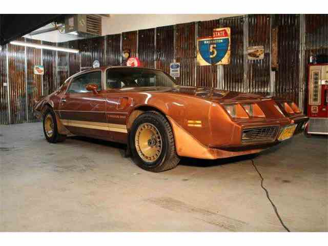 Picture of '80 Pontiac Firebird Trans Am located in Oregon - $6,500.00 Offered by  - MZB3