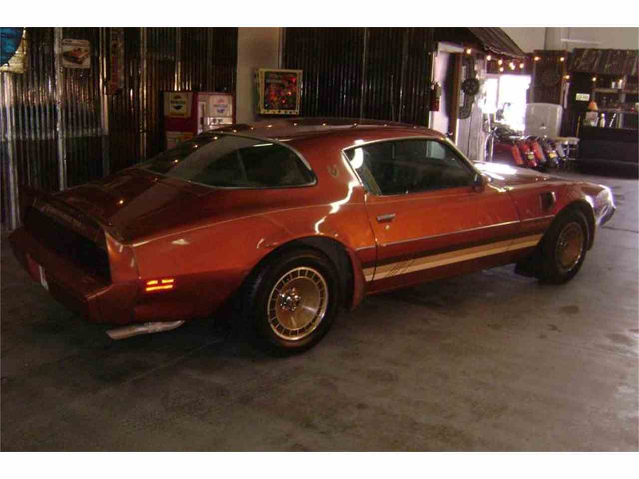 Large Picture of '80 Pontiac Firebird Trans Am located in Oregon - MZB3