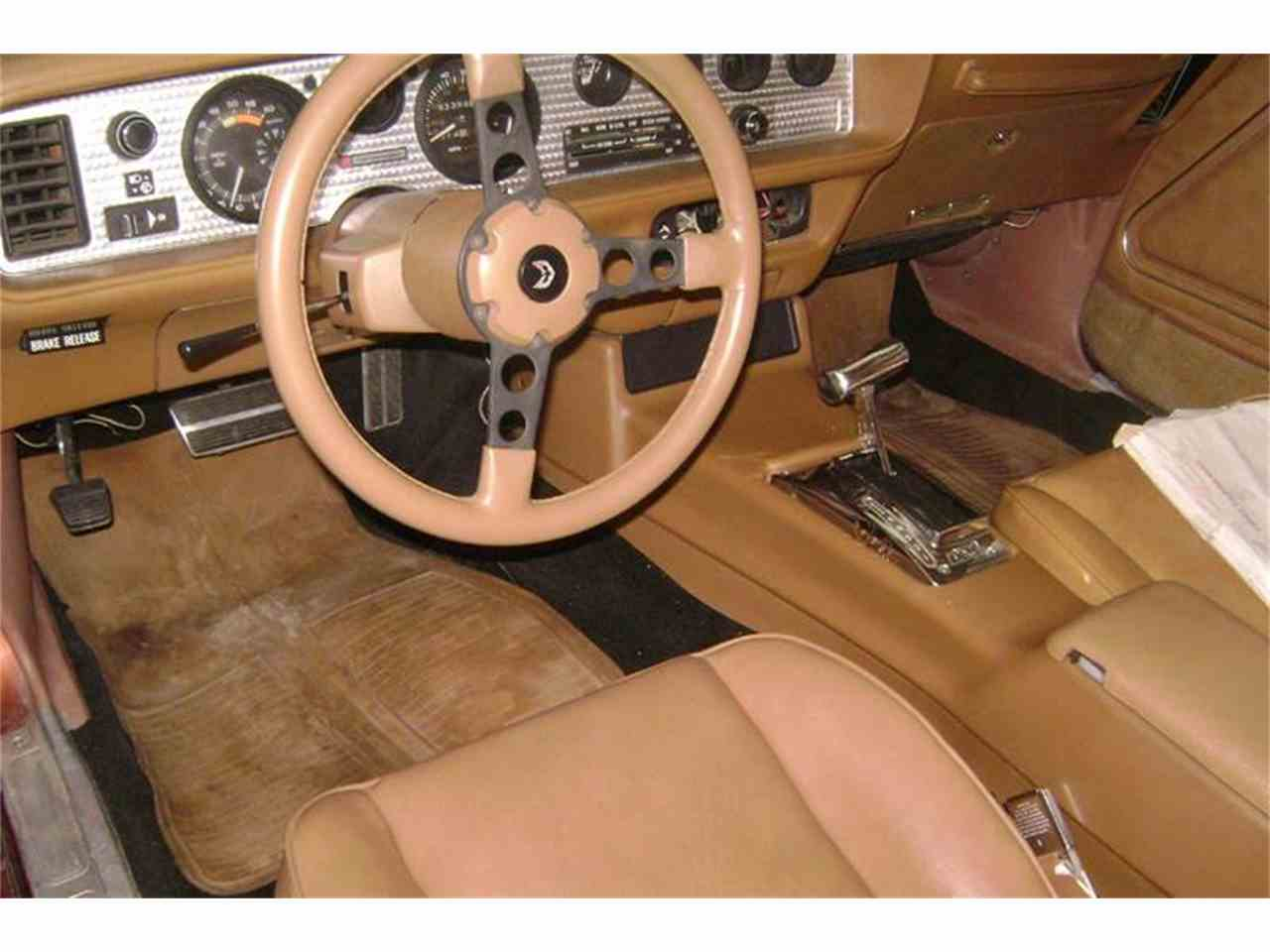 Large Picture of '80 Firebird Trans Am Offered by Cool Classic Rides LLC - MZB3