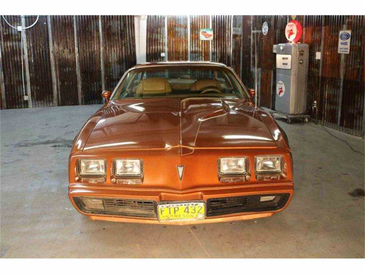 Large Picture of 1980 Pontiac Firebird Trans Am - $9,500.00 Offered by Cool Classic Rides LLC - MZB3