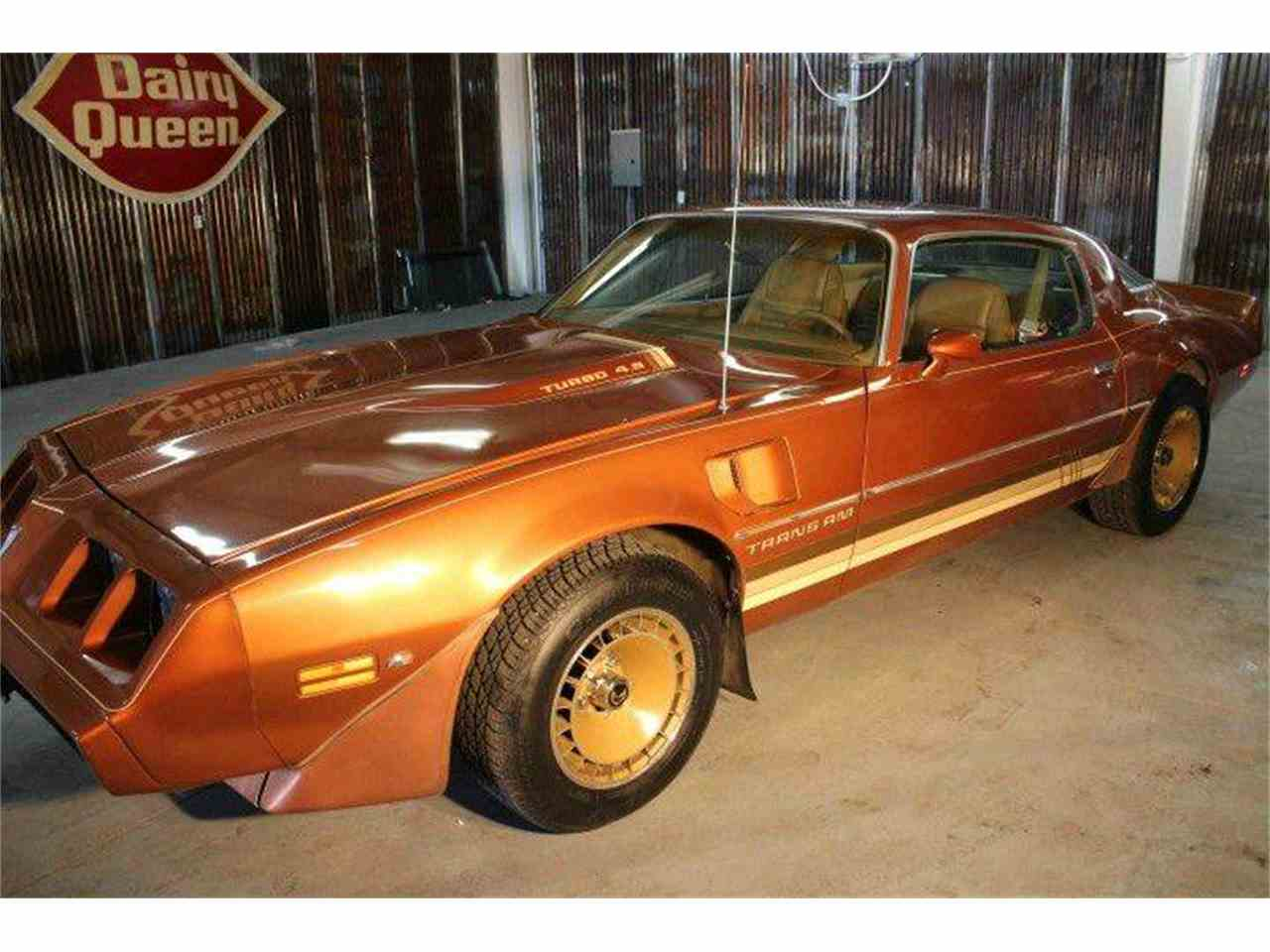 Large Picture of '80 Firebird Trans Am located in Oregon - $9,500.00 Offered by Cool Classic Rides LLC - MZB3