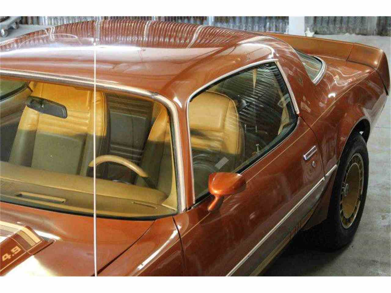 Large Picture of '80 Pontiac Firebird Trans Am located in Redmond Oregon - $9,500.00 - MZB3