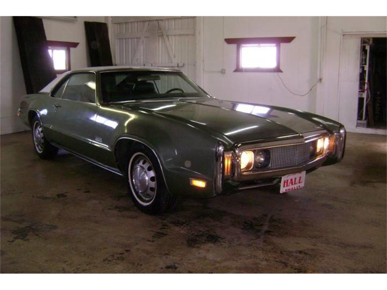 Large Picture of '70 Toronado - MZB5