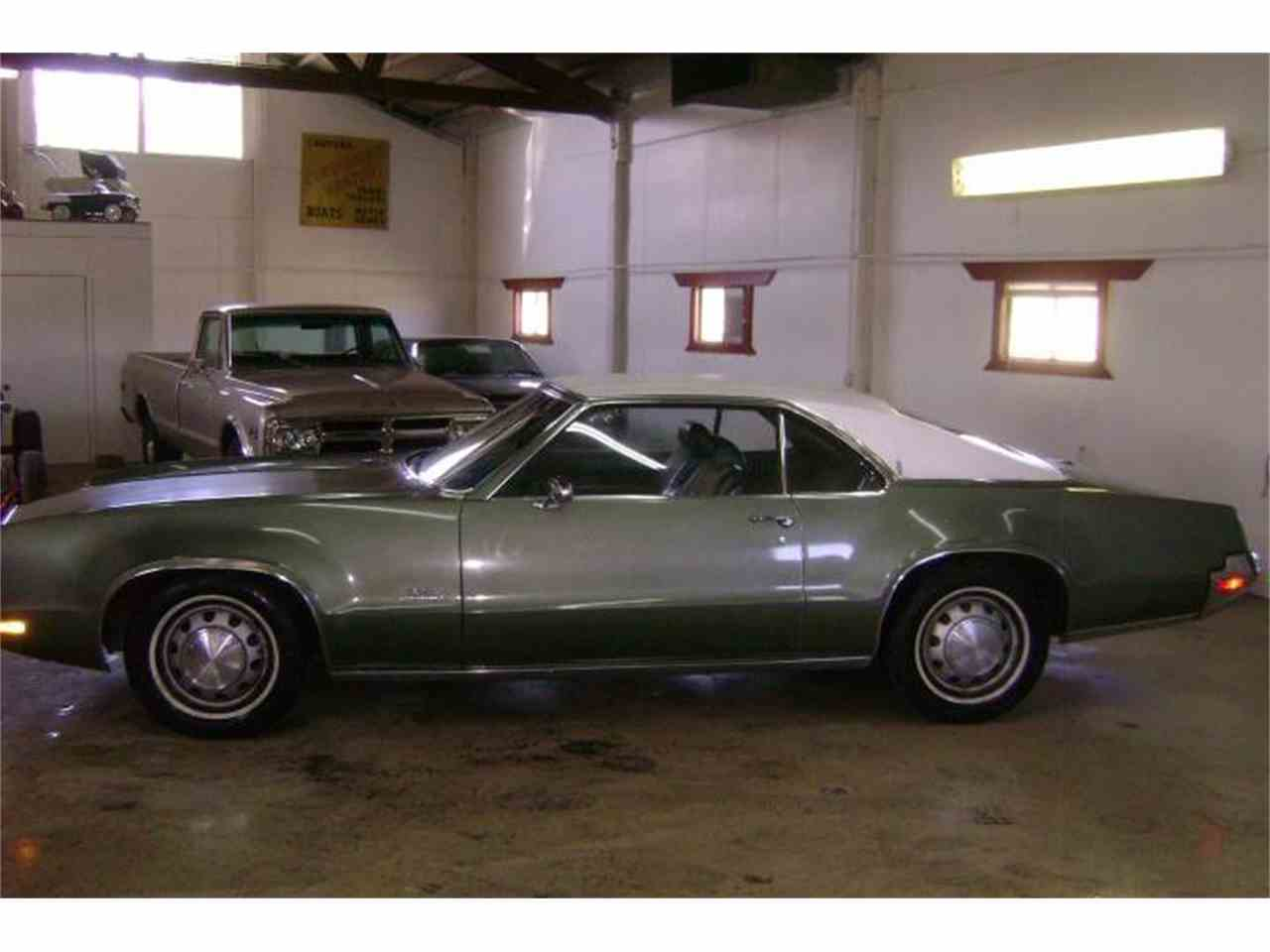 Large Picture of '70 Toronado - MZB5