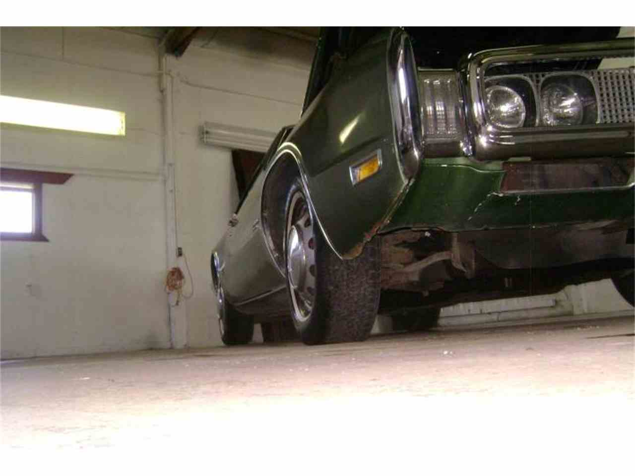 Large Picture of Classic 1970 Toronado - MZB5