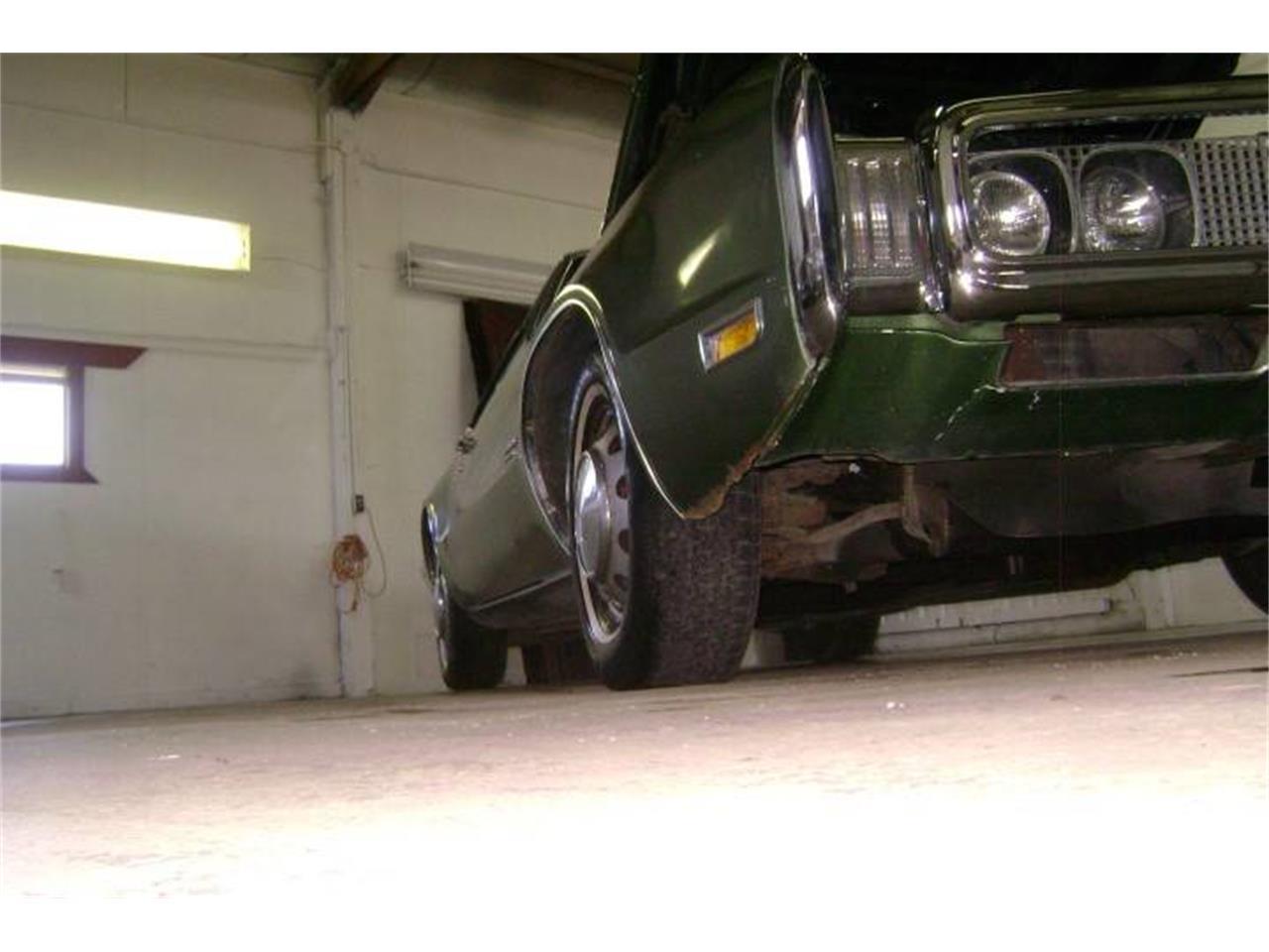 Large Picture of 1970 Oldsmobile Toronado - MZB5