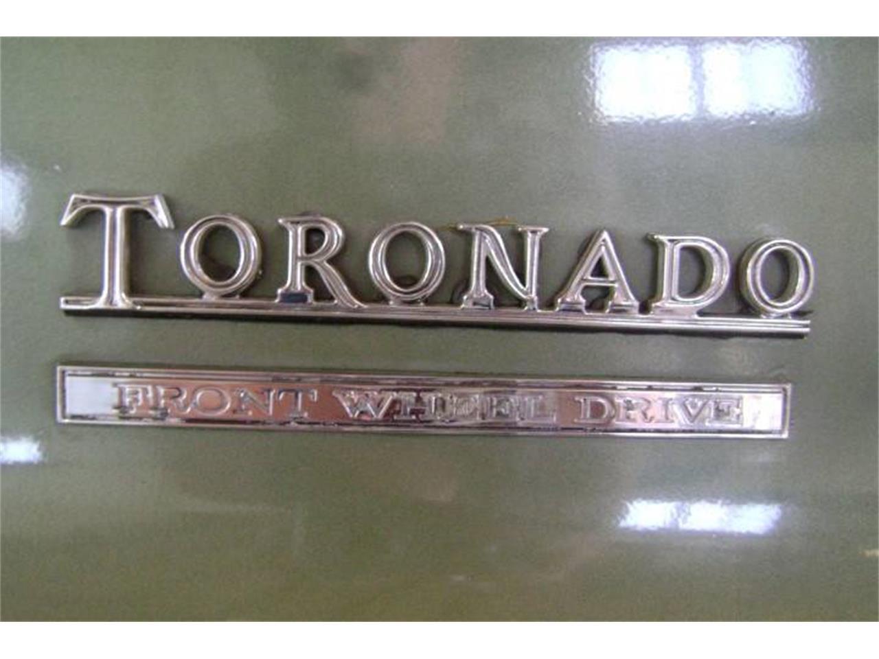 Large Picture of Classic '70 Oldsmobile Toronado - $9,500.00 - MZB5