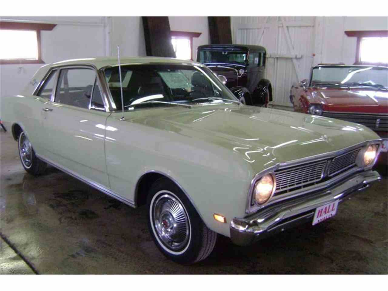 Large Picture of Classic '69 Falcon located in Redmond Oregon Offered by Cool Classic Rides LLC - MZB6