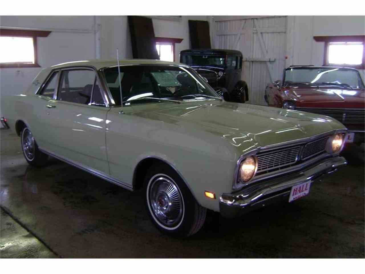 Large Picture of Classic 1969 Falcon located in Oregon - $19,500.00 - MZB6